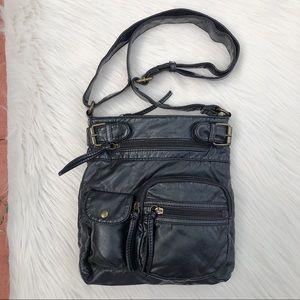 Unlisted Bags - 🌺 Black Shoulder Crossbody Bag!!!